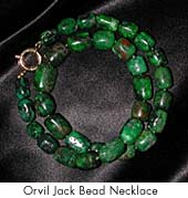 Orvil Jack Necklace