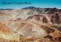 Morenci Copper Mine