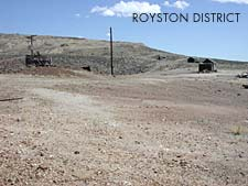 Royston District