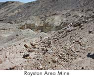 Royston Area Mine